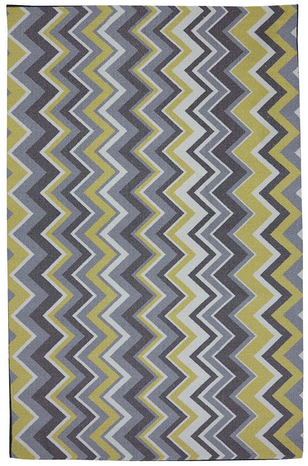 mohawk ella zig zag contemporary area rug collection