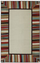 Mohawk Contemporary Patio Border Area Rug Collection