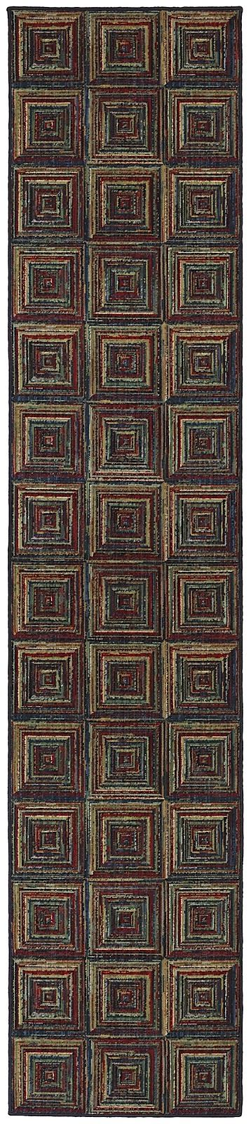 karastan woolrich contemporary area rug collection