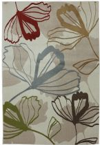 Mohawk Transitional Big Bloom Area Rug Collection