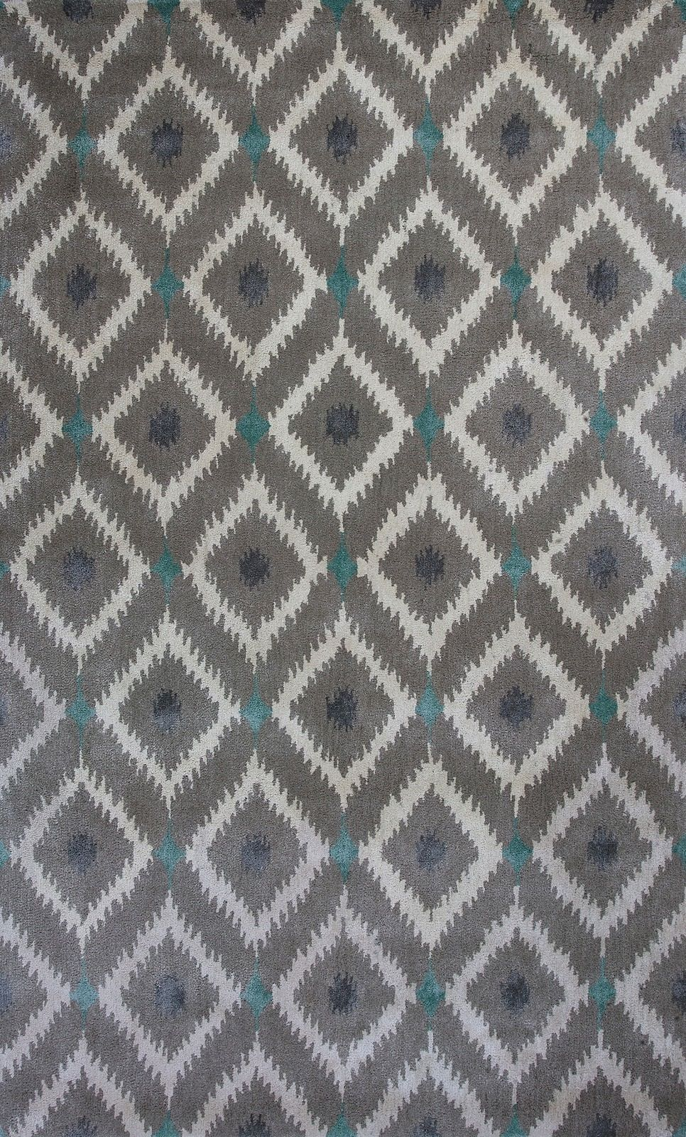 kas bob mackie home transitional area rug collection