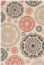 FaveDecor Indoor/Outdoor Rison Area Rug Collection