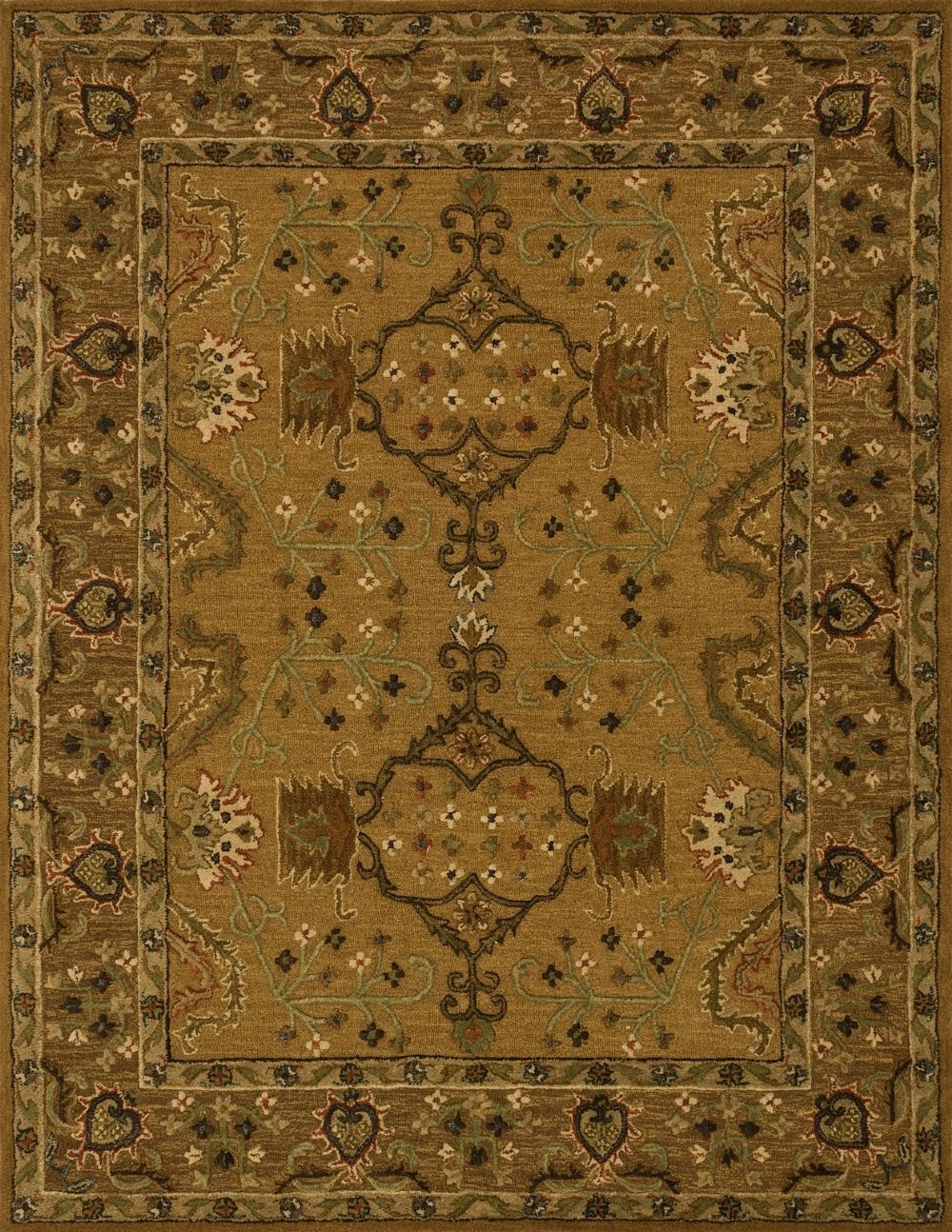 loloi walden traditional area rug collection