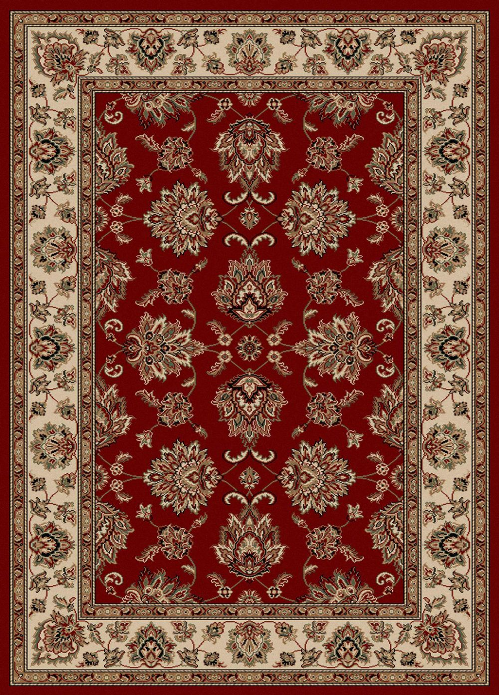 radici usa vesuvio traditional area rug collection