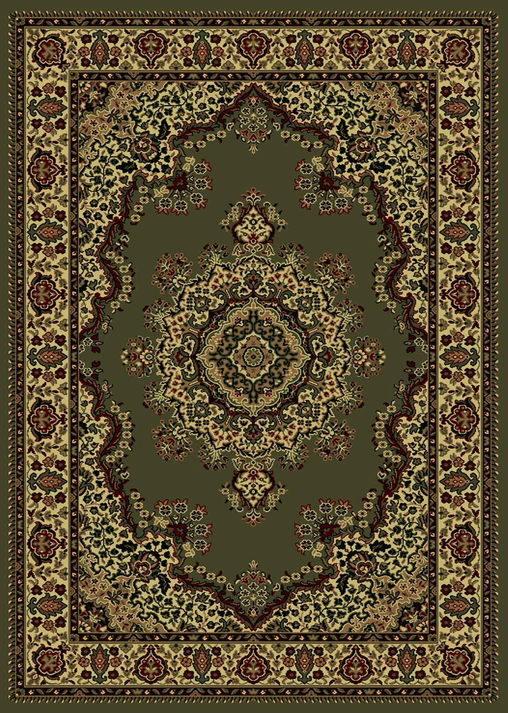 radici usa castello european area rug collection