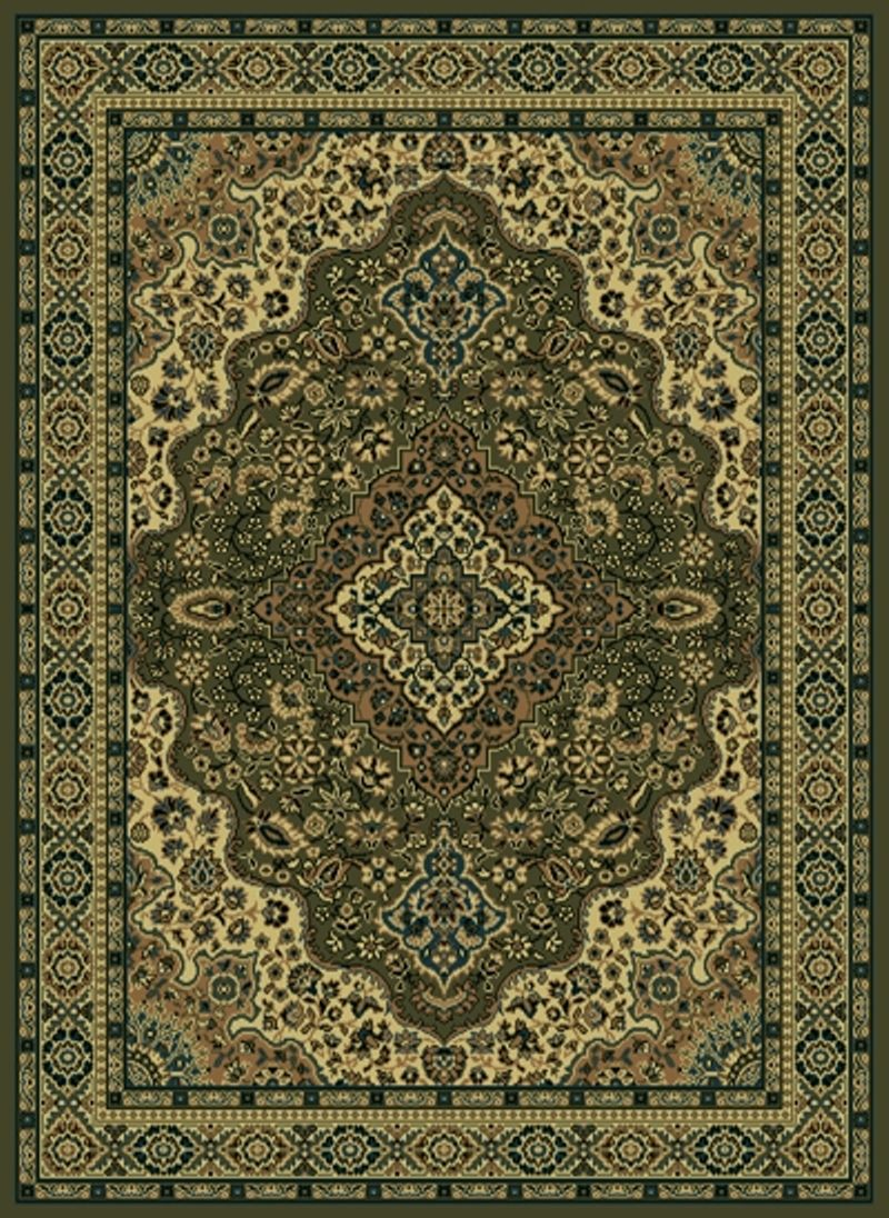radici usa castello traditional area rug collection