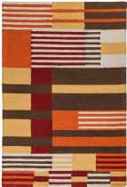 RugPal Contemporary Inkling Area Rug Collection