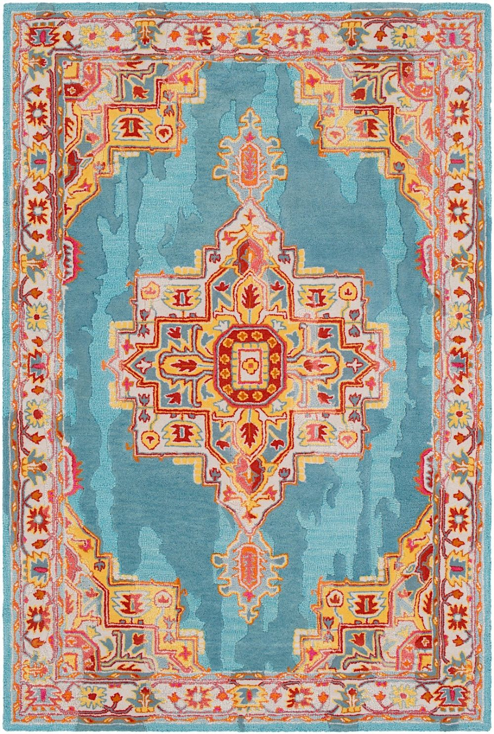 surya hannon hill traditional area rug collection