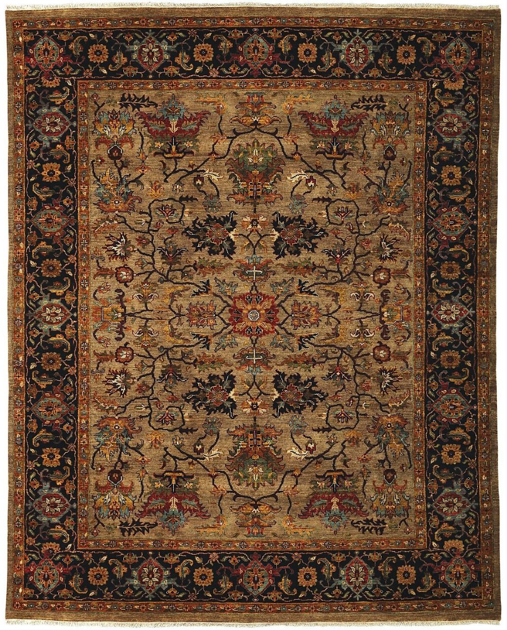 amer antiquity traditional area rug collection