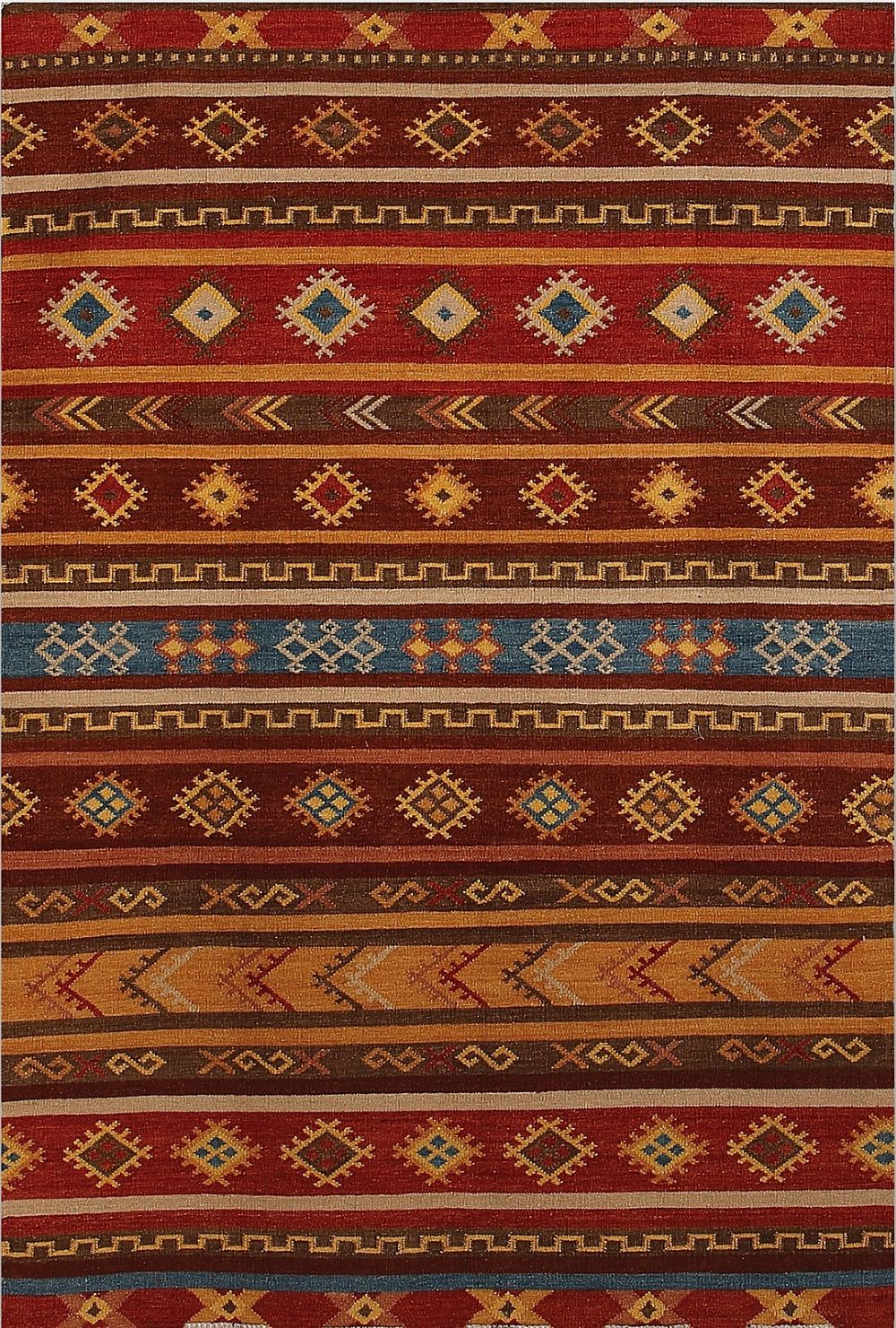 amer makamani southwestern/lodge area rug collection