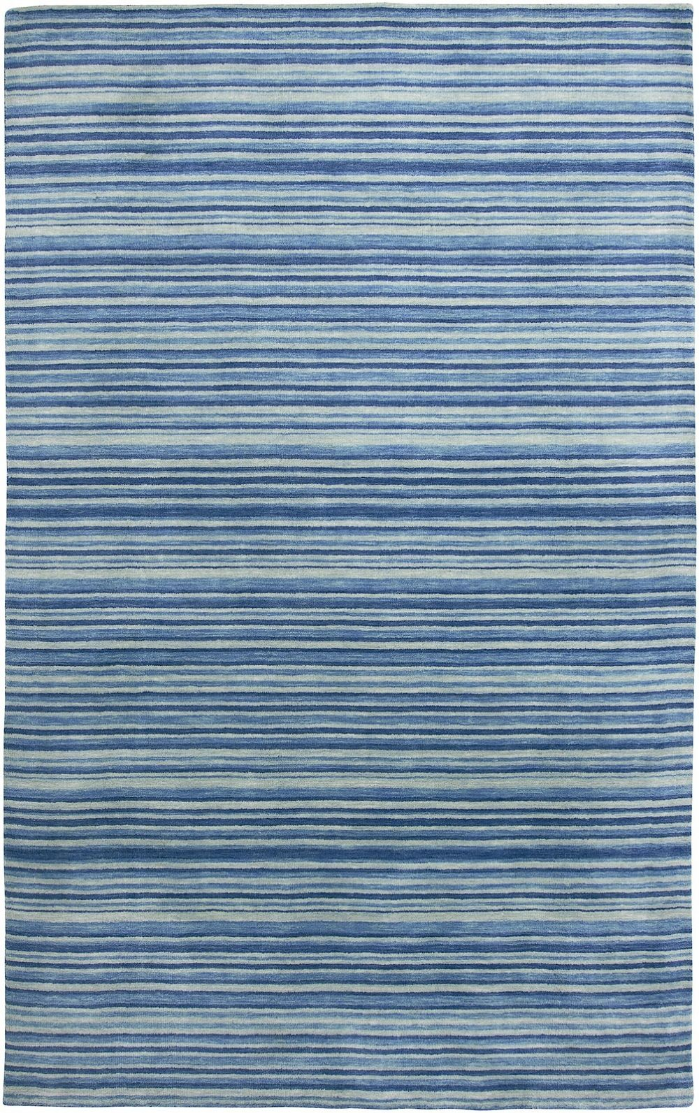 amer archipelago solid/striped area rug collection