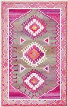 NuLoom Contemporary Tribal Diamond Elza Area Rug Collection