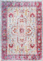 NuLoom Traditional Vintage Persian Edra Area Rug Collection