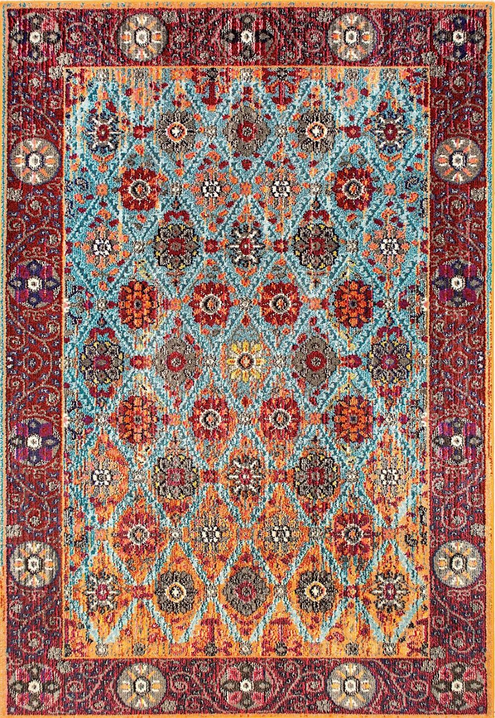 nuloom trellis lavonne traditional area rug collection