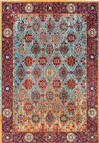 NuLoom Traditional Trellis Lavonne Area Rug Collection