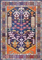 NuLoom Southwestern/Lodge Tribal Tonita Area Rug Collection