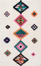 NuLoom Contemporary Tribal Lupita Area Rug Collection