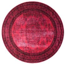 NuLoom Traditional Vintage Inspired Overdyed Area Rug Collection