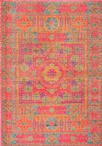 NuLoom Traditional Vintage Emelda Area Rug Collection
