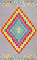 NuLoom Contemporary Tribal Rima Area Rug Collection