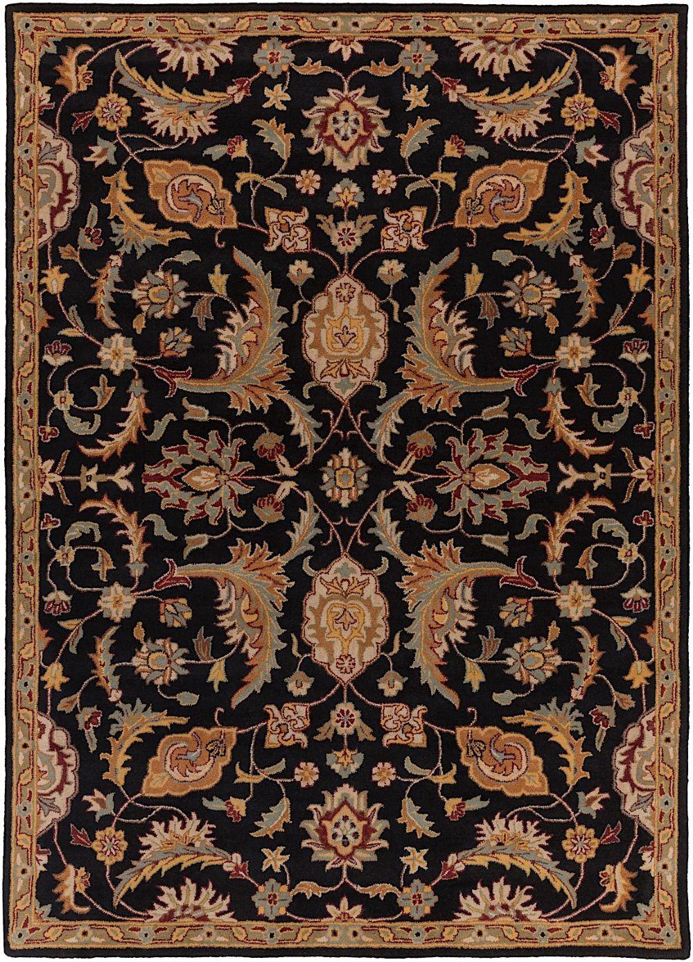 surya middleton traditional area rug collection