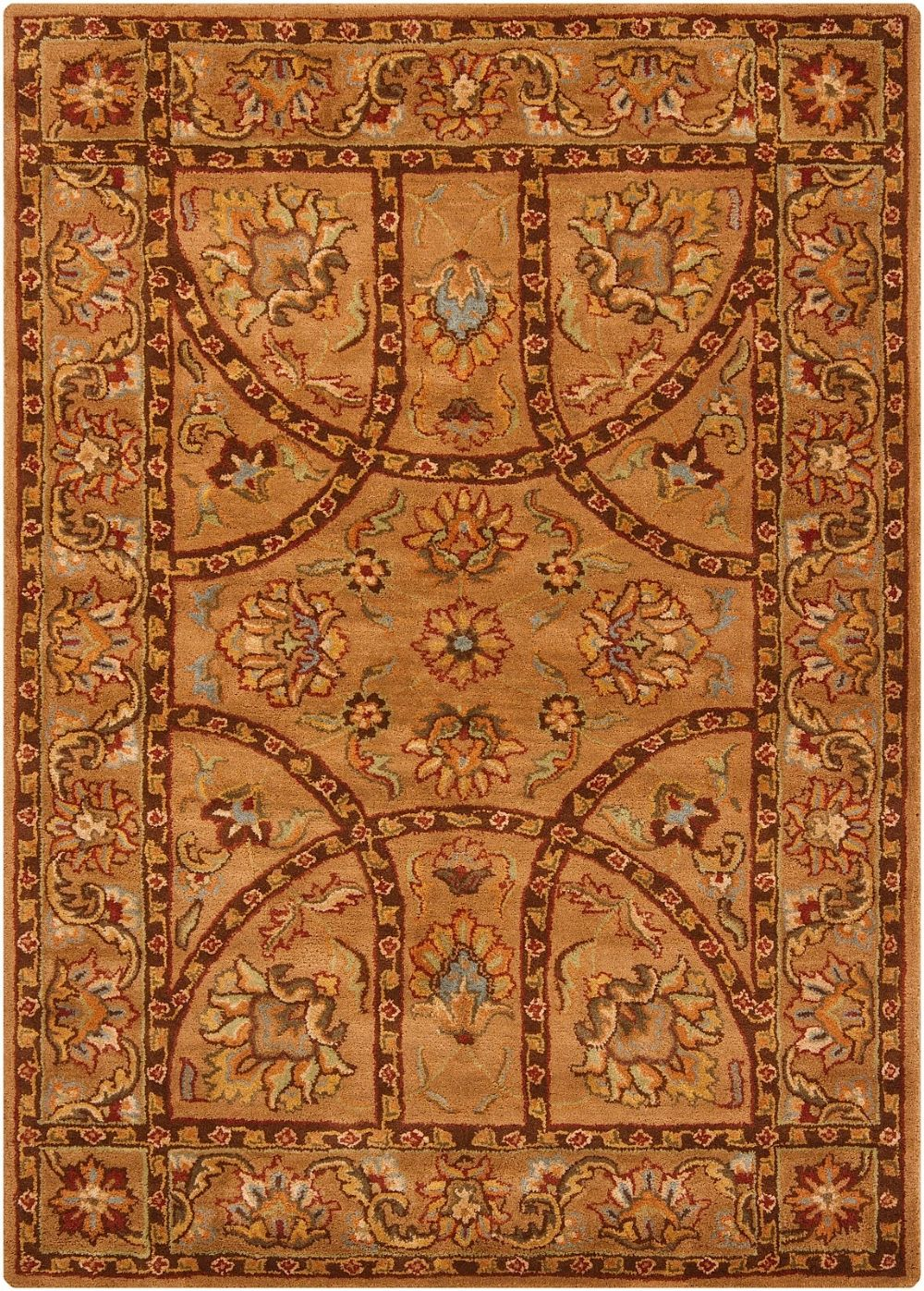 chandra bajrang european area rug collection