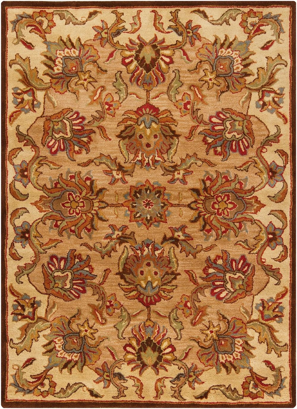 chandra bajrang transitional area rug collection