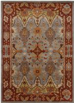 Chandra Southwestern/Lodge Bajrang Area Rug Collection