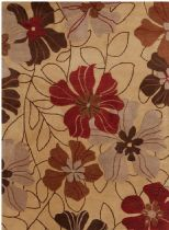 Chandra Contemporary Bajrang Area Rug Collection