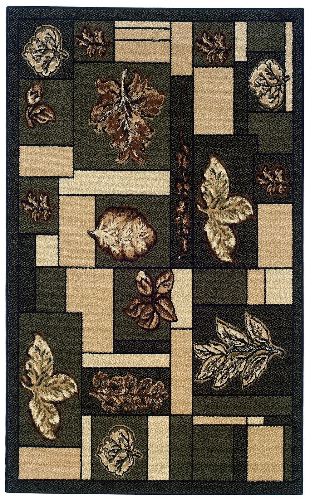 linon capri transitional area rug collection