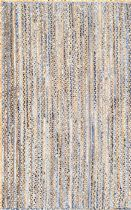 NuLoom Solid/Striped Striped Dara Jute Area Rug Collection