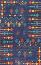 NuLoom Contemporary Gabbeh Tribal Jannet Area Rug Collection
