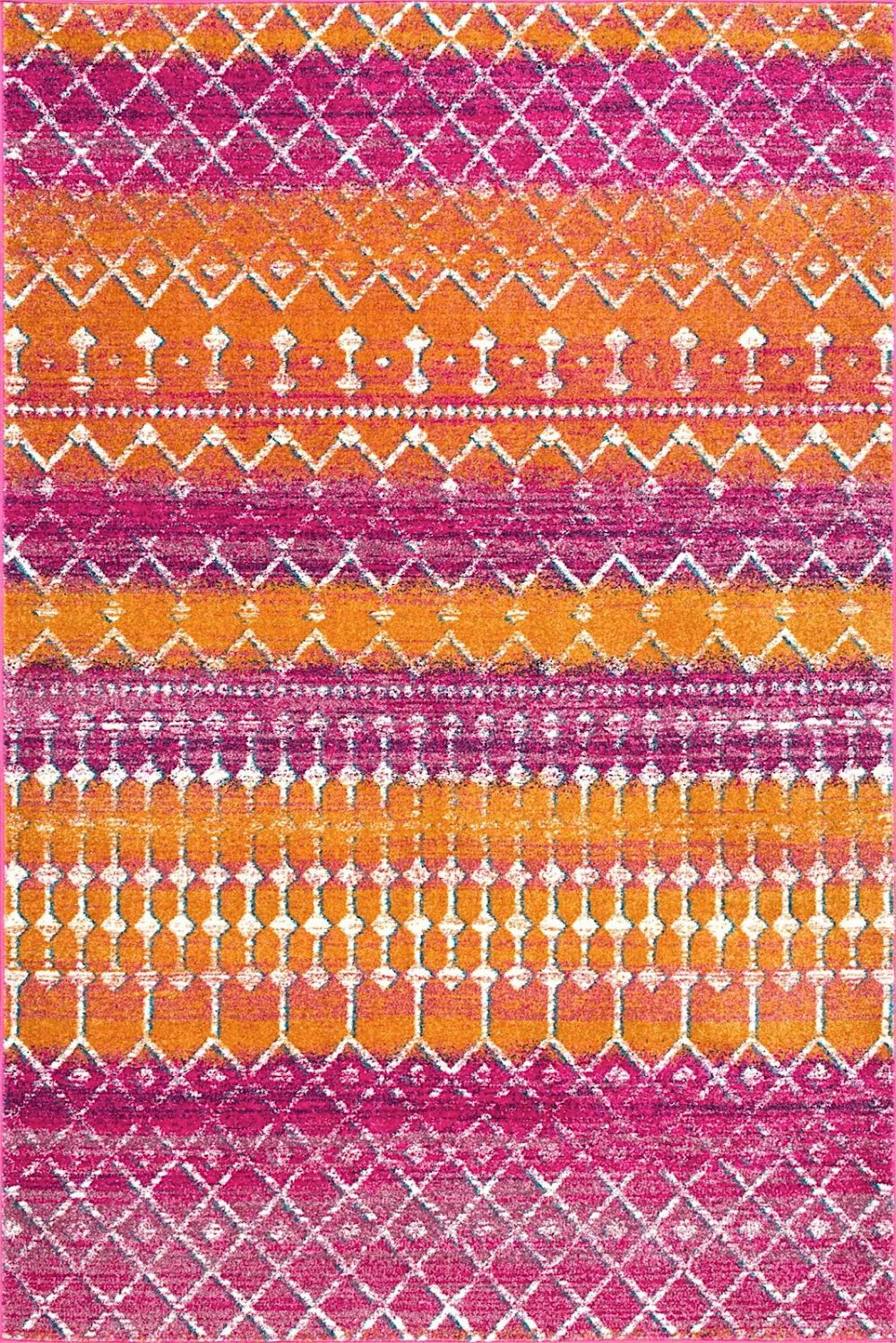 nuloom blythe southwestern/lodge area rug collection