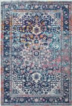 NuLoom Traditional Persian Vintage Raylene Area Rug Collection