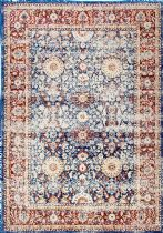 NuLoom Traditional Vintage Persian Zoila Area Rug Collection