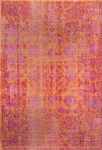 NuLoom Country & Floral Distressed Floral Fiona Area Rug Collection