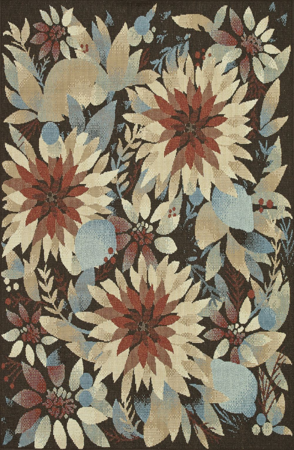 loloi arbor country & floral area rug collection