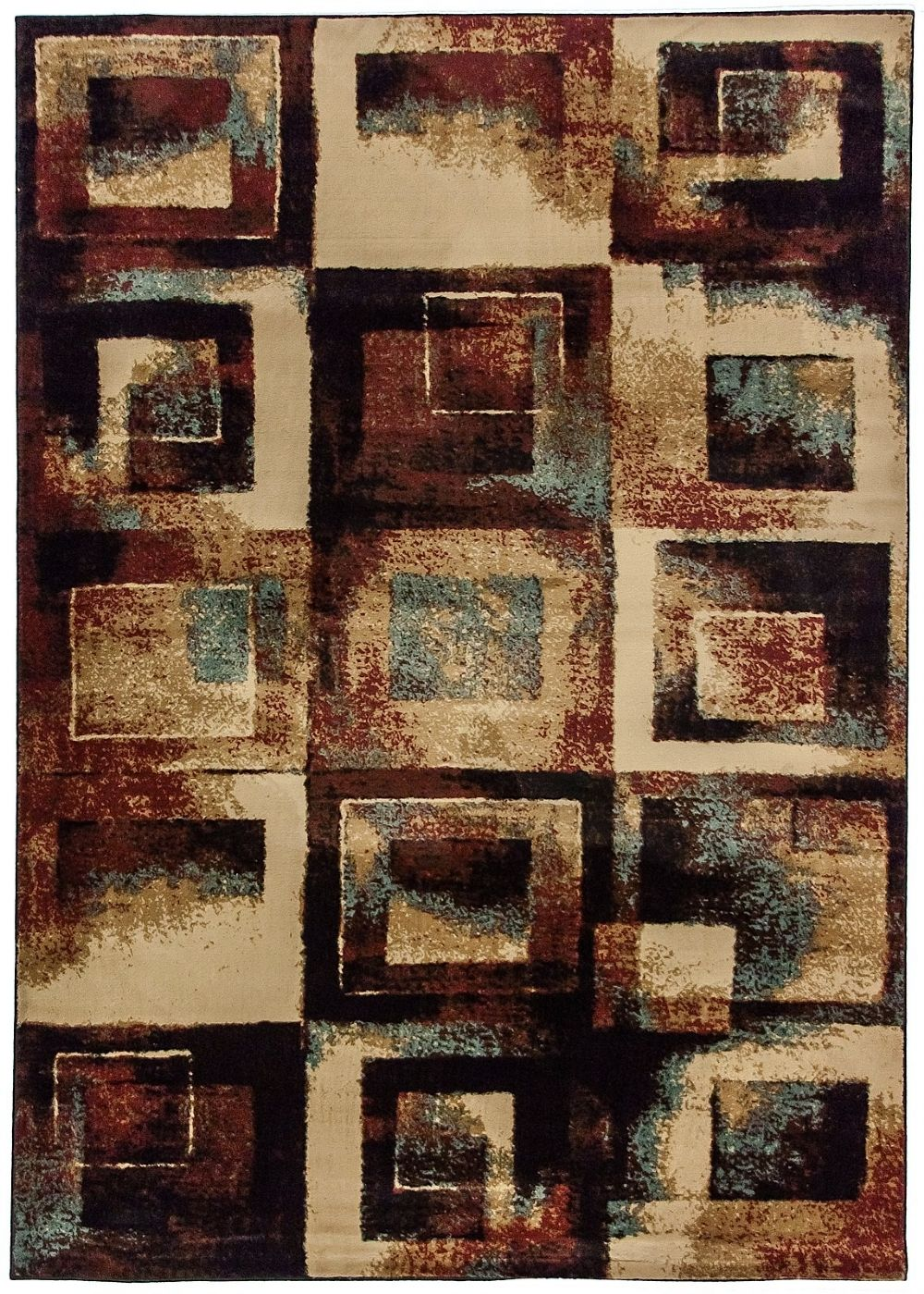 well woven barclay union squares contemporary area rug collection