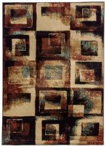 Well Woven Contemporary Barclay Union Squares Area Rug Collection