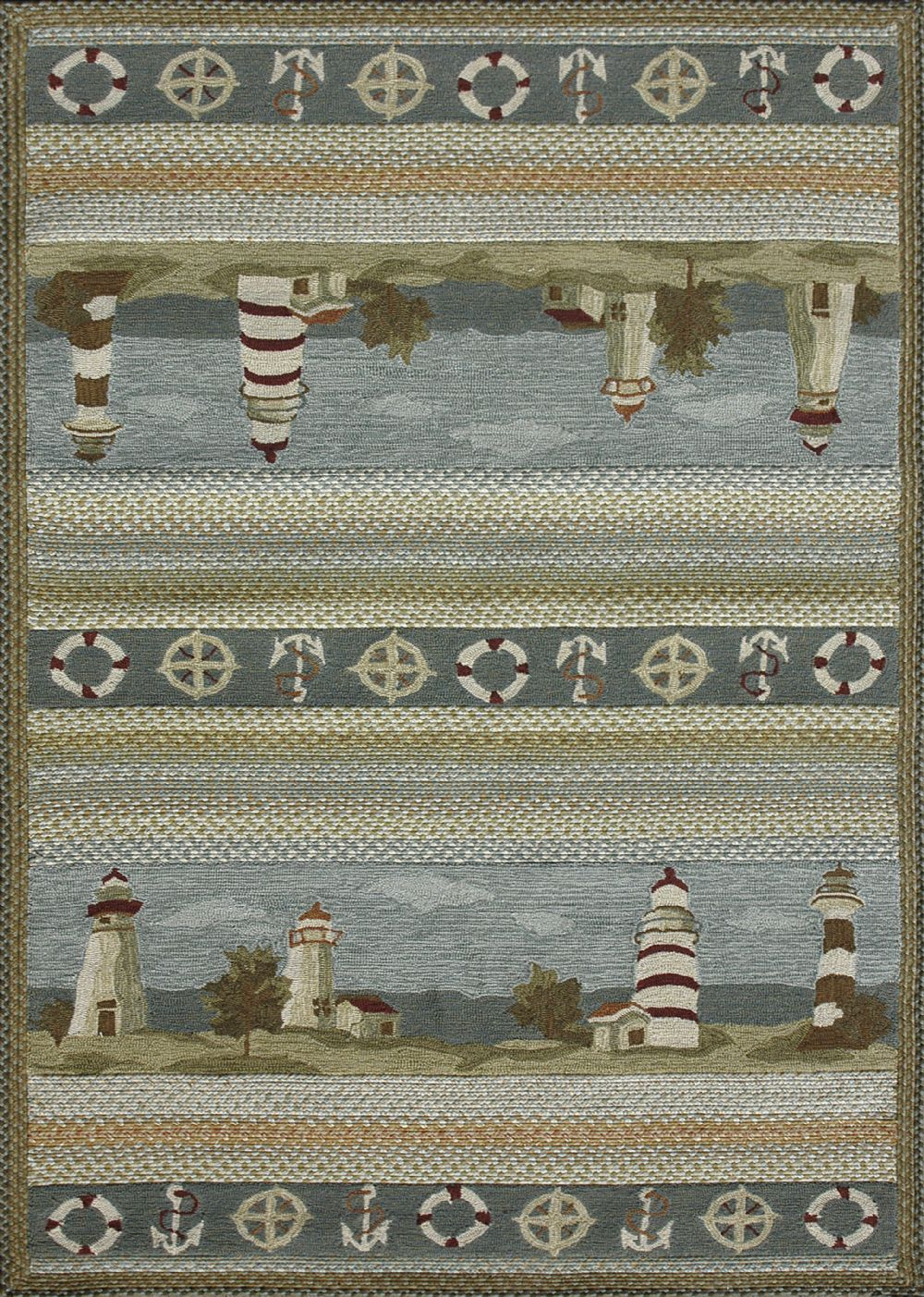 loloi hampton indoor/outdoor area rug collection
