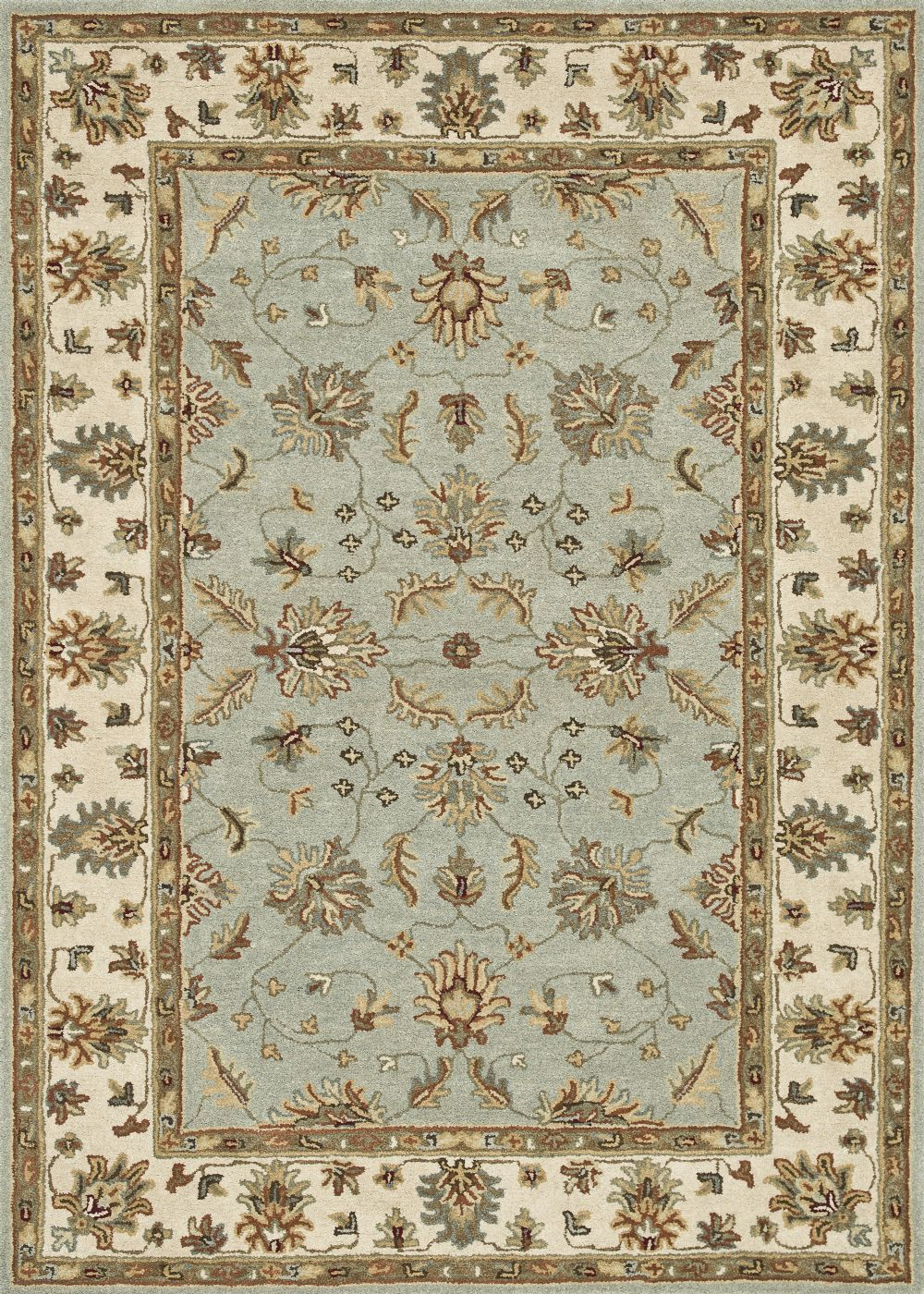 Loloi Fairfield Traditional Area Rug Collection Rugpal