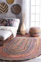 NuLoom Braided Aleen Area Rug Collection