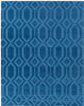 RugPal Solid/Striped Milton Area Rug Collection