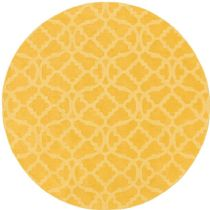 FaveDecor Solid/Striped Plose Area Rug Collection