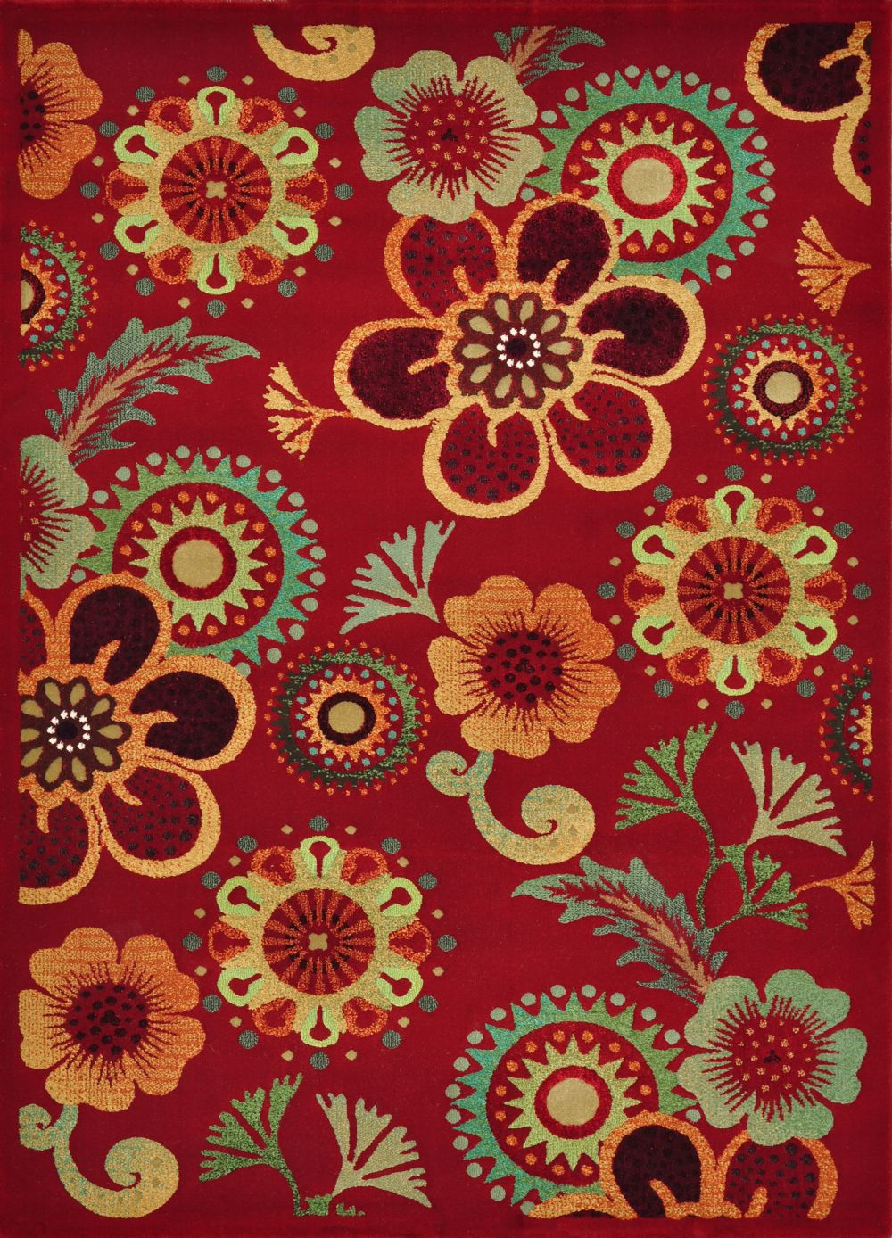 loloi riviera country & floral area rug collection