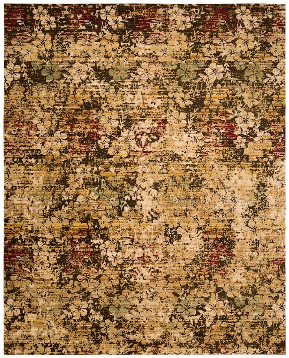 nourison rhapsody contemporary area rug collection