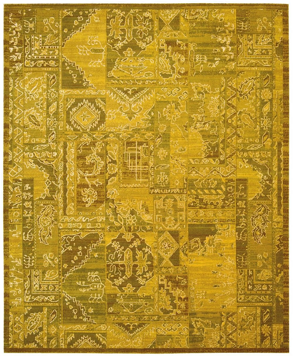 nourison silk infusion transitional area rug collection