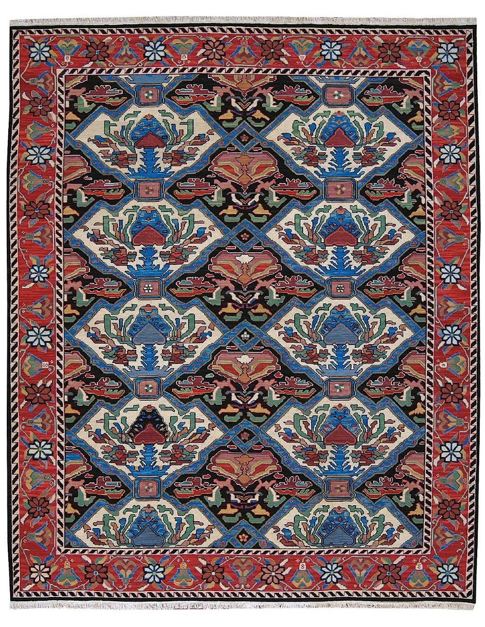 Nourison Nourmak Southwestern Lodge Area Rug Collection