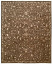 Nourison Traditional Silk Elements Area Rug Collection