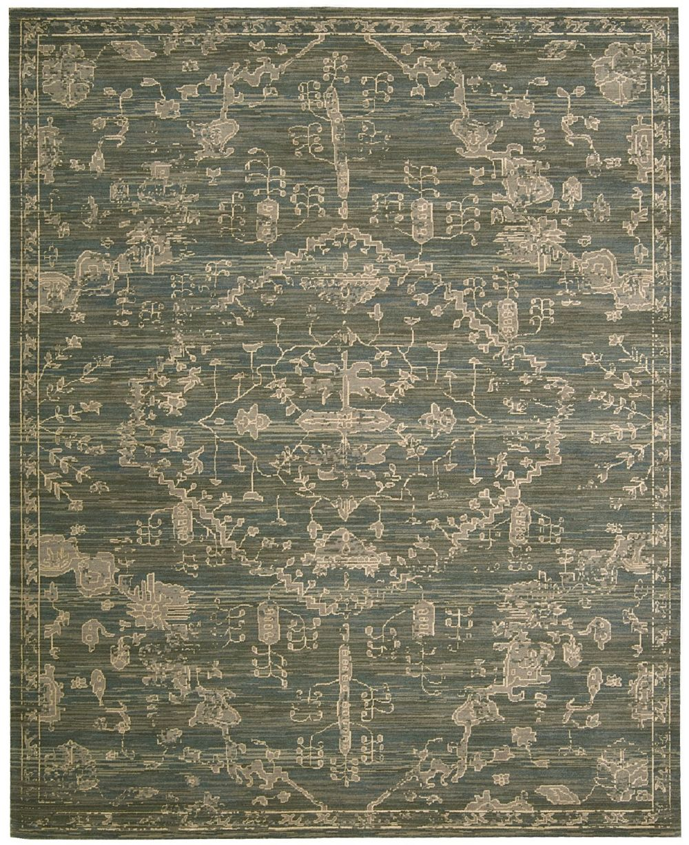 nourison silk elements transitional area rug collection